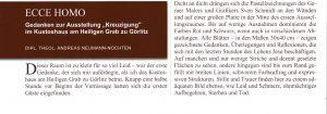 Presse über Sven Schmidt, Malerei, Gera