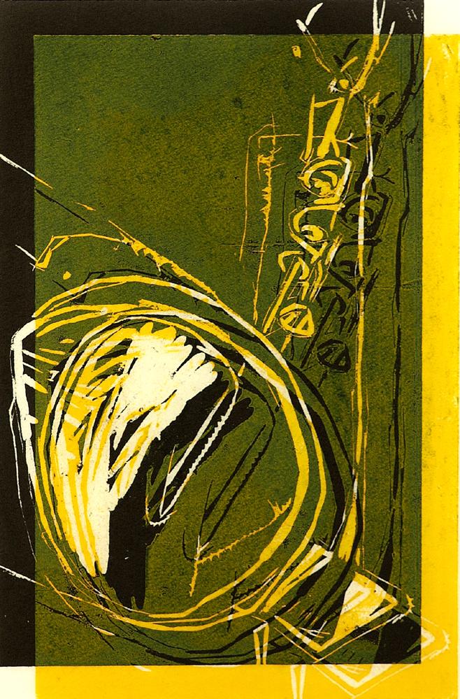 Der Saxophonist 5