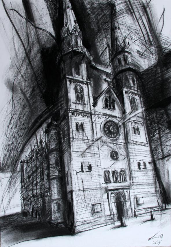 Meininger Kirche II